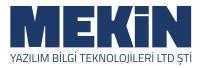 Mekin Yazılım Bilgi Teknolojileri Spor Hiz. Reklam Gıda Tic. ve San. Ltd. Şti.